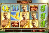 Titans Hyperion Sverige Casino
