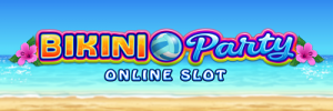Bikini Party Banner